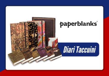 agenda taccuino paperblanks torino