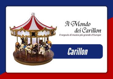 vendita carillon regalo cartoleria torino